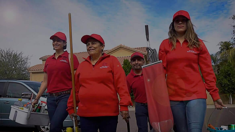 De La Rosa House Cleaning Story